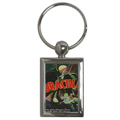 Dracula Key Chains (Rectangle)