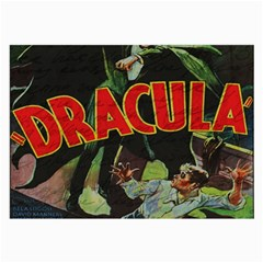 Dracula Large Glasses Cloth (2-Side)
