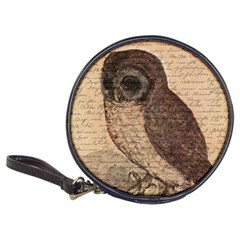 Vintage owl Classic 20-CD Wallets