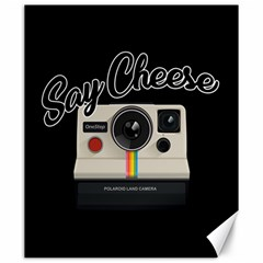Say Cheese Canvas 20  x 24