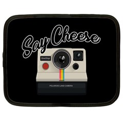 Say Cheese Netbook Case (XL)