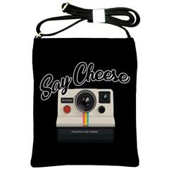 Say Cheese Shoulder Sling Bags