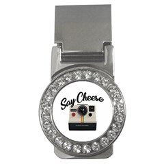 Say Cheese Money Clips (CZ)