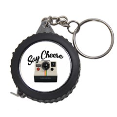 Say Cheese Measuring Tapes