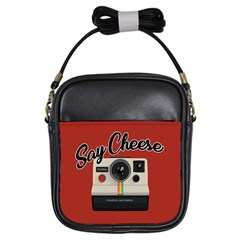Say Cheese Girls Sling Bags