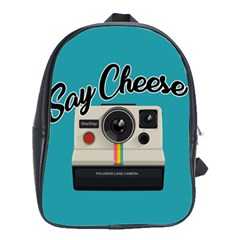 Say Cheese School Bags(Large)