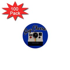 Say Cheese 1  Mini Buttons (100 pack)