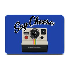 Say Cheese Small Doormat