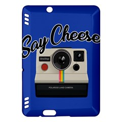 Say Cheese Kindle Fire Hdx Hardshell Case