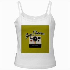 Say Cheese Ladies Camisoles
