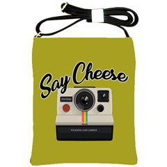 Say Cheese Shoulder Sling Bags