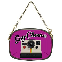 Say Cheese Chain Purses (One Side)