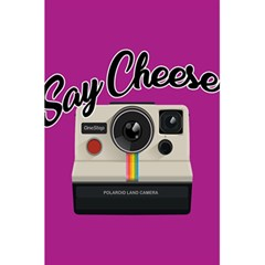 Say Cheese 5.5  x 8.5  Notebooks