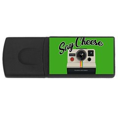 Say Cheese USB Flash Drive Rectangular (2 GB)