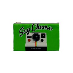 Say Cheese Cosmetic Bag (Small)