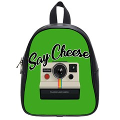 Say Cheese School Bags (Small)