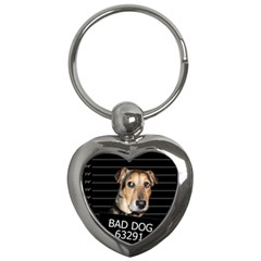 Bed dog Key Chains (Heart)