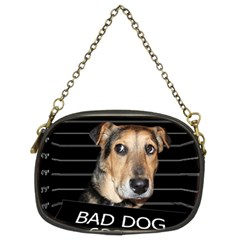 Bed dog Chain Purses (Two Sides)