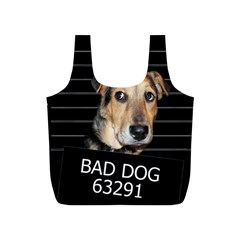 Bed Dog Full Print Recycle Bags (s)