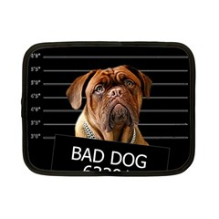 Bed dog Netbook Case (Small)
