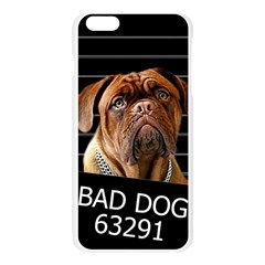 Bed dog Apple Seamless iPhone 6 Plus/6S Plus Case (Transparent)