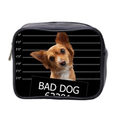 Bad Dog Mini Toiletries Bag 2 Side