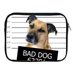 Bad Dog Apple Ipad 2/3/4 Zipper Cases