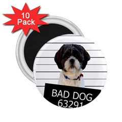Bad dog 2.25  Magnets (10 pack)