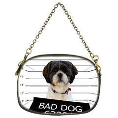 Bad dog Chain Purses (Two Sides)