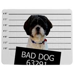 Bad dog Jigsaw Puzzle Photo Stand (Rectangular)