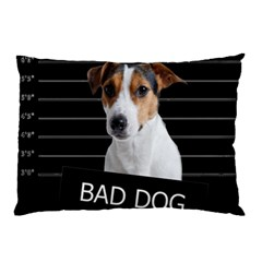 Bad dog Pillow Case