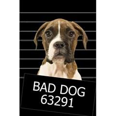 Bad dog 5.5  x 8.5  Notebooks