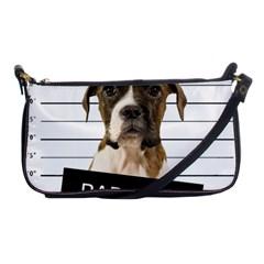 Bad dog Shoulder Clutch Bags