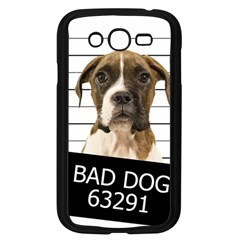 Bad Dog Samsung Galaxy Grand Duos I9082 Case (black)
