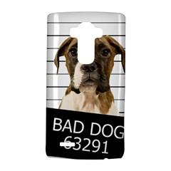 Bad dog LG G4 Hardshell Case