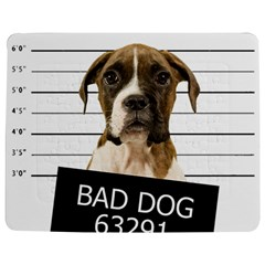 Bad dog Jigsaw Puzzle Photo Stand (Rectangular)