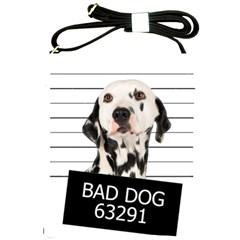 Bad dog Shoulder Sling Bags