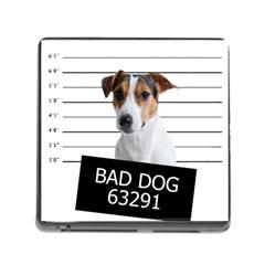Bad dog Memory Card Reader (Square)