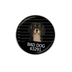 Bad dog Hat Clip Ball Marker (10 pack)