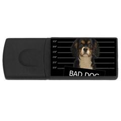 Bad dog USB Flash Drive Rectangular (4 GB)