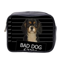 Bad dog Mini Toiletries Bag 2-Side