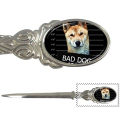 Bad dog Letter Openers