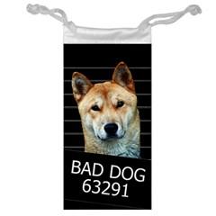Bad dog Jewelry Bag