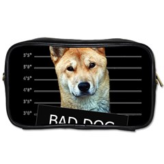 Bad dog Toiletries Bags 2-Side