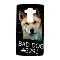 Bad dog LG G4 Hardshell Case