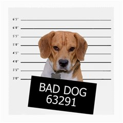 Bad dog Medium Glasses Cloth (2-Side)