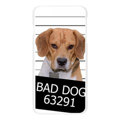 Bad dog Apple Seamless iPhone 6 Plus/6S Plus Case (Transparent)