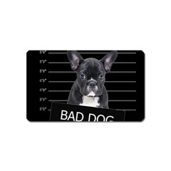 Bad dog Magnet (Name Card)