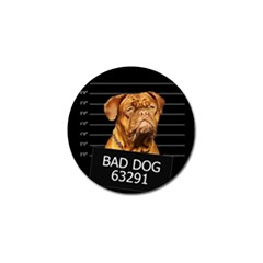 Bad dog Golf Ball Marker