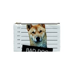 Bad dog Cosmetic Bag (Small)